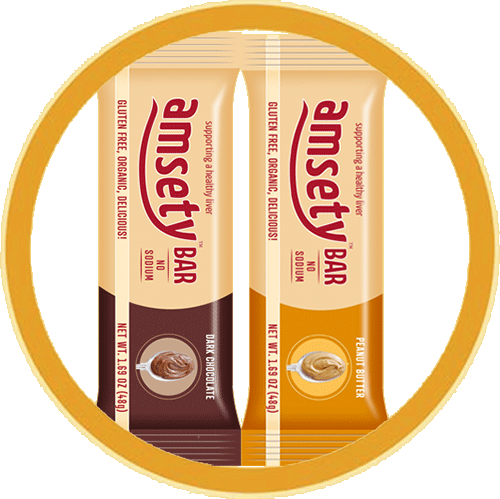 Get Free Amsety Nutrition Bars Samples!