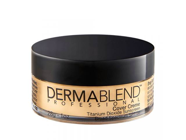 Free Dermablend Cover Creme Foundation!