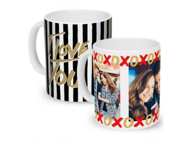 Free Customized Ceramic Mug!