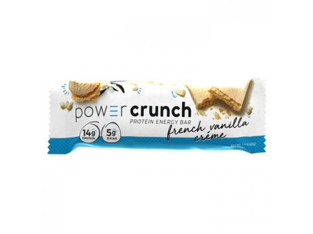 Free Protein Energy Bar By Power Crunch!