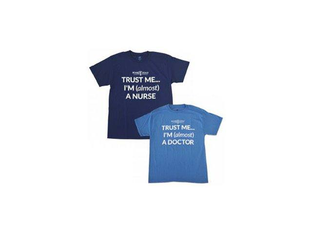 Get Two Free Trust Me T-Shirts!