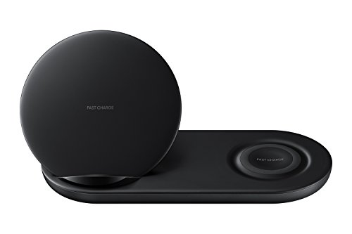 Samsung Wireless Charger Duo, Fast Charge Stand  Pad