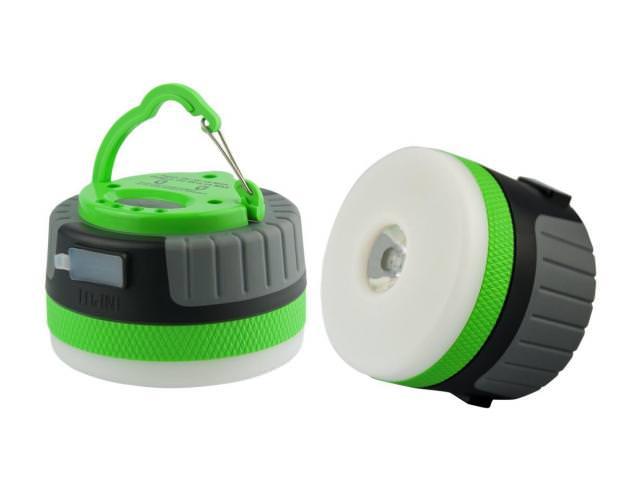 Free Portable LED Camping Lantern Light!