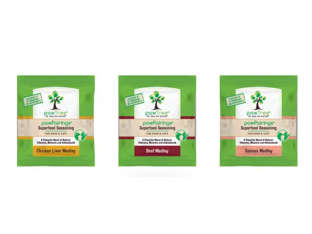 Free pawPairings Superfood Seasoning For Pets!