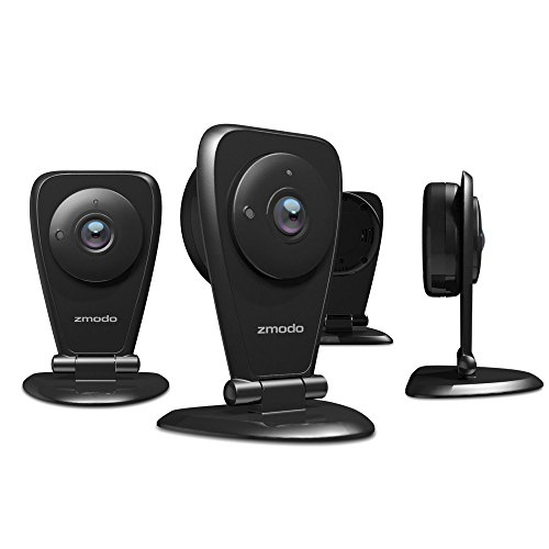 Zmodo EZCam Pro 4-Pack 1080p Wireless Kid and Pet