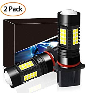 Viesyled P13W LED Fog Lights Bulb Extremely…
