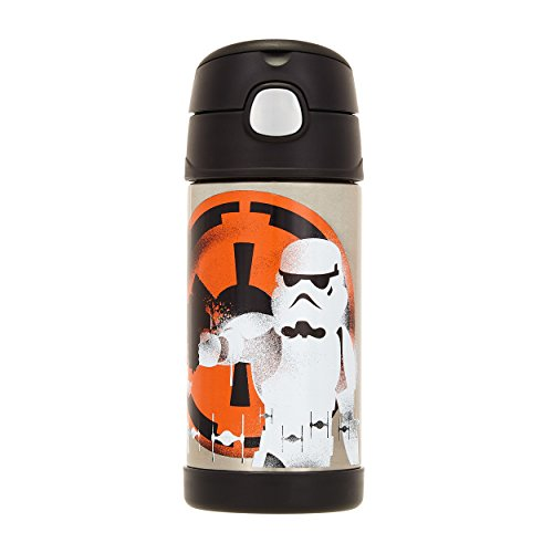 Star Wars Rebels Funtainer Thermos ~ 12 oz