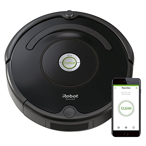 iRobot Roomba 671 Robot Vacuum with Wi-Fi Connectivity, Works