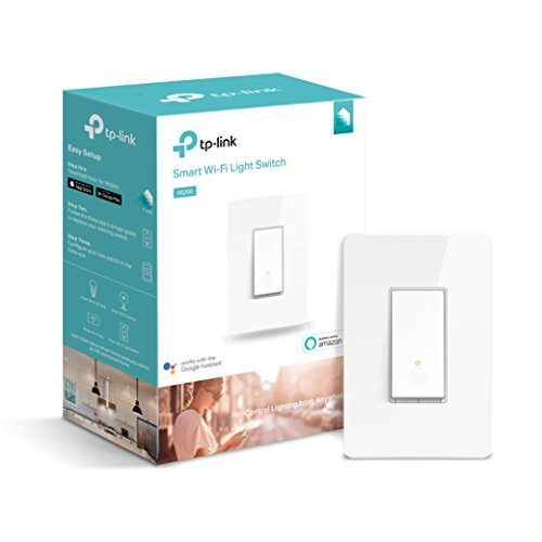Kasa Smart Wi-Fi Light Switch by TP-Link - Control