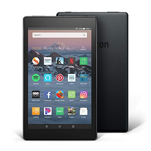 All-New Fire HD 8 Tablet - Hands-Free with Alexa