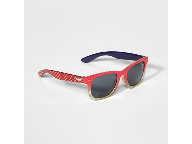 Free Wonder Woman Sunglasses!