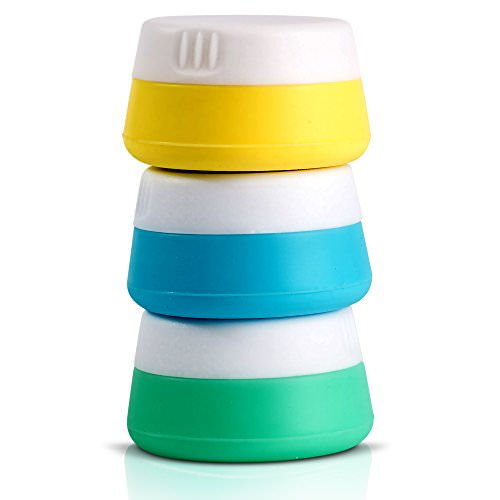 Free Set Of Travel Jars Cosmetic Containers!