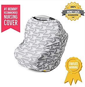 Nursing Cover Baby Car Seat Covers Infant…