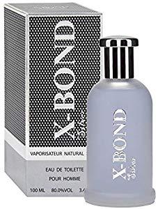 Amazon Giveaway X-Bond Silver Eau de Toilette for Men