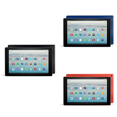 Fire HD 10 Variety Pack, 32GB - Includes Special