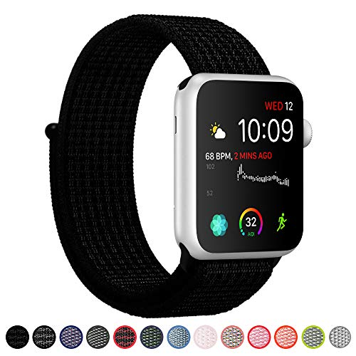 SYRE Compatible Apple Watch Band Series 4/3/2/1 38mm 40mm