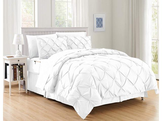 Free 8-Piece Bed-in-a-Bag Comforter Set!