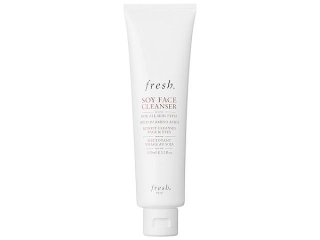 Free Fresh Soy Face Cleanser!