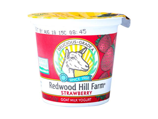 Free Redwood Hill Farm Yogurt!