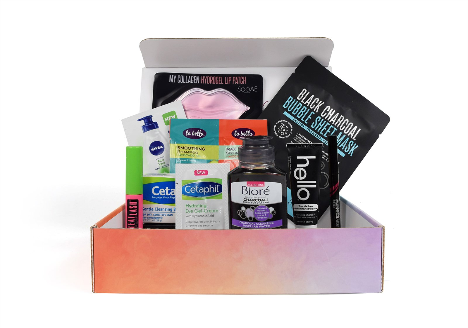 Free Walmart Beauty Box!