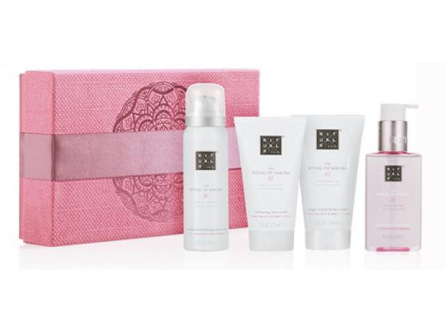 Free Gift Set By Rituals!