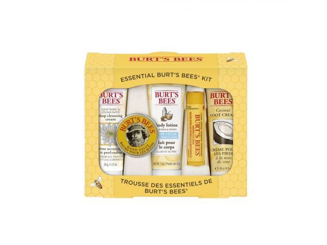Free Burt's Bees Gift Box!