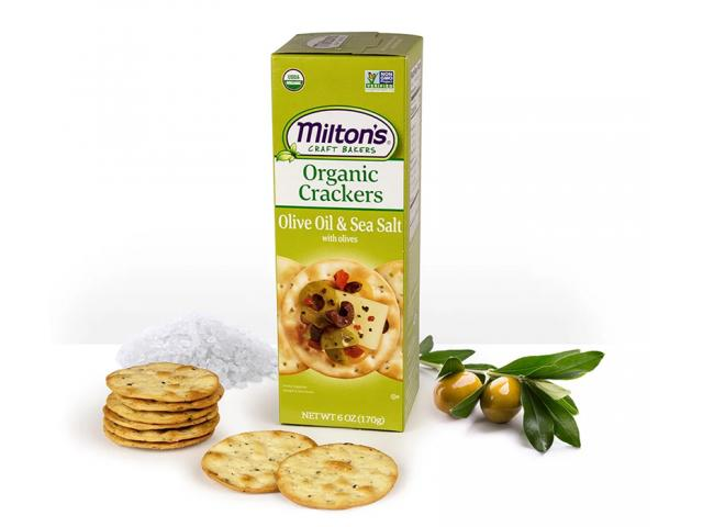 2 Free Gluten Free Cracker Samples Pack By Milton!
