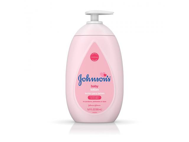 Free Johnson's Baby Lotion!