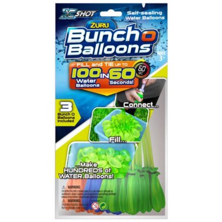 Free Pack Of Bunch O Balloons!