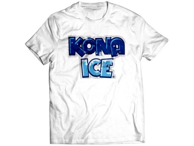 Free T-Shirt From Kona Ice!
