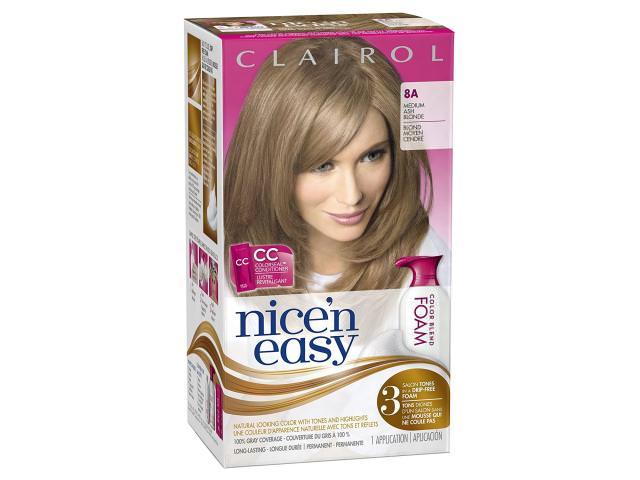 Free Clairol Nice'n Easy Hair Color!