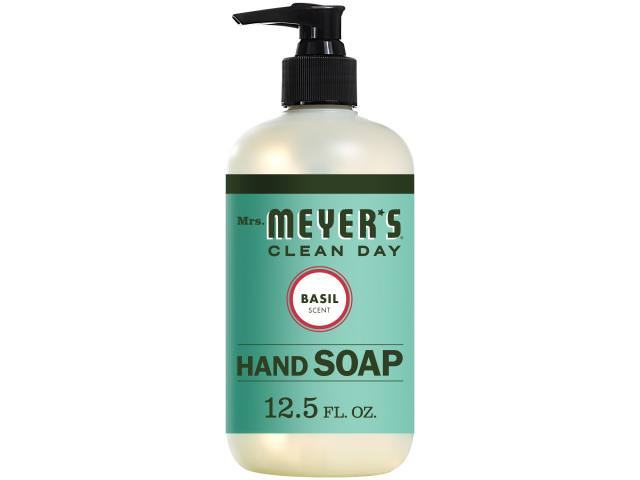 Free Mrs. Meyers Clean Day Liquid Hand Soap!