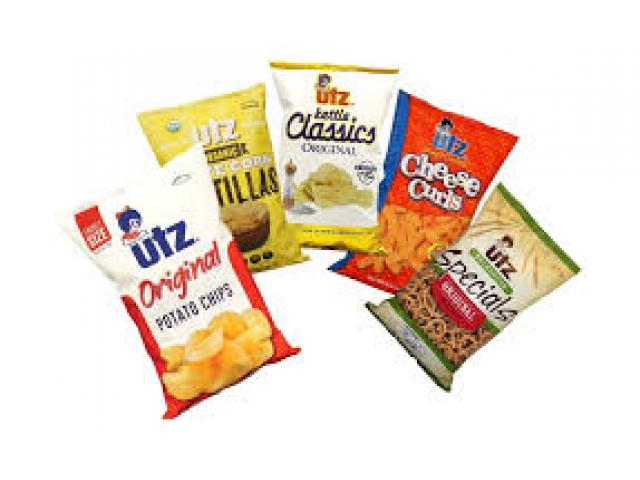 Free $20 From Utz & Bachman Snacks Class Action Settlement!