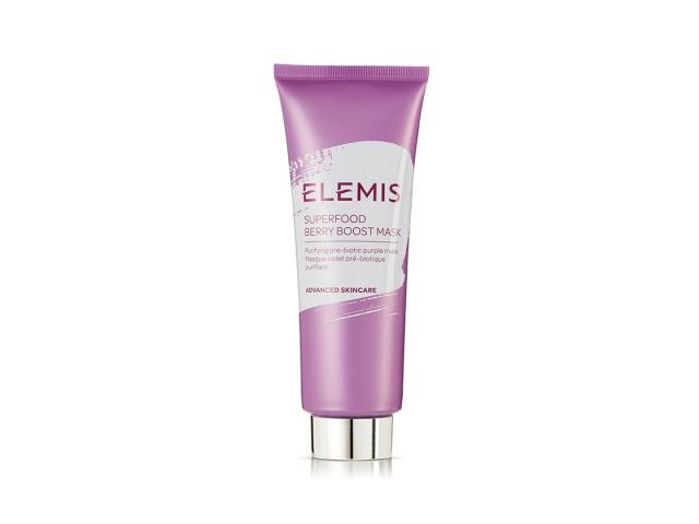 Free Elemis Superfood Berry Boost Mask!