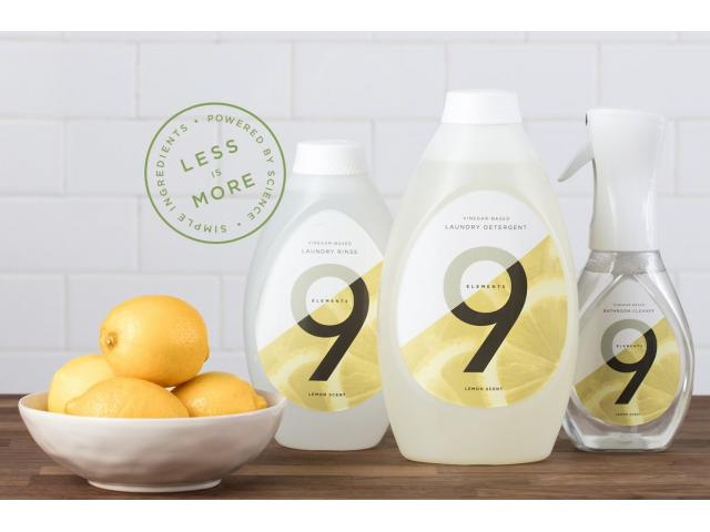 Free Eco-Friendly Cleaning Products By 9 Elements!