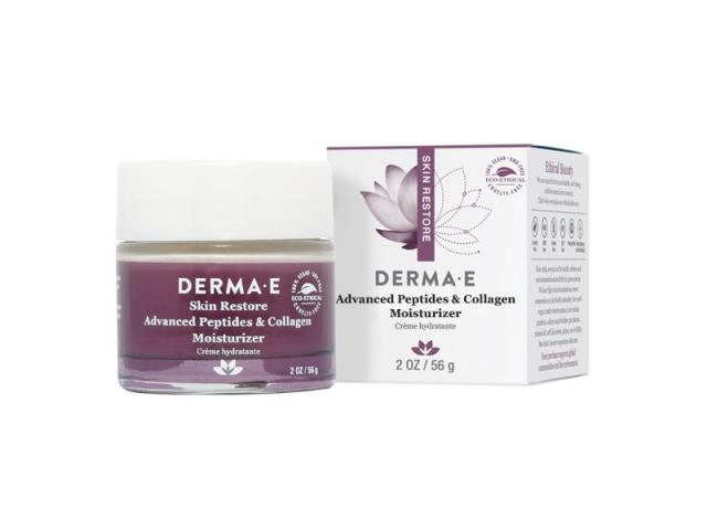 Free Derma E Advanced Peptide and Collagen Serum + Moisturizer!