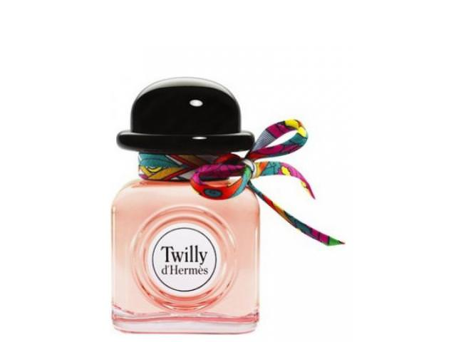 Free Twilly Fragrance From Hermes!