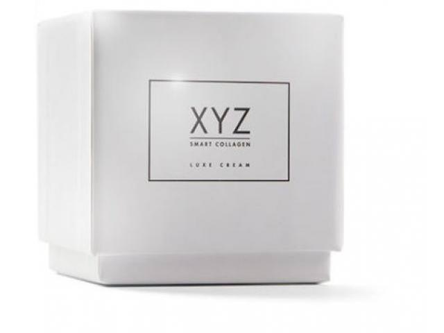 Free XYZ Smart Collagen Moisturizer!