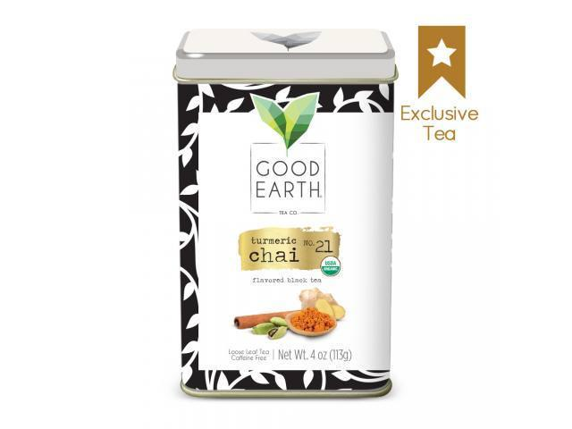Free Good Earth Tea Sample!