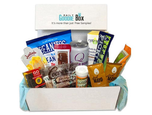 Free Goodie Box!
