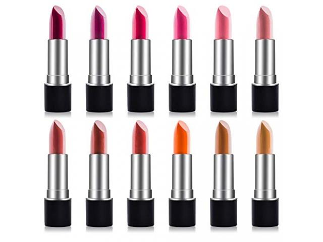 Free Set of 12 Lipstick By SHANY Giveaway!