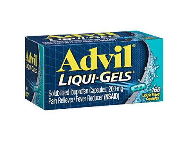 Free Advil Liqui-Gels!