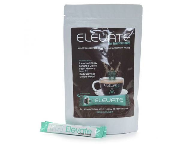 Free Elevate Smart Coffee!