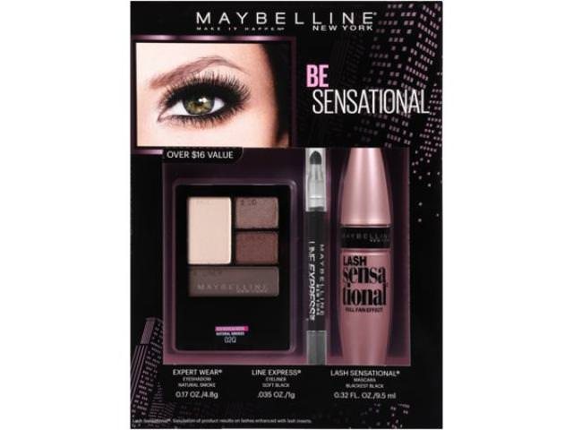 Free Maybelline Halloween Kit!