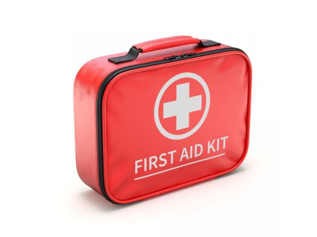 Free First Aid Kit From Mercy!