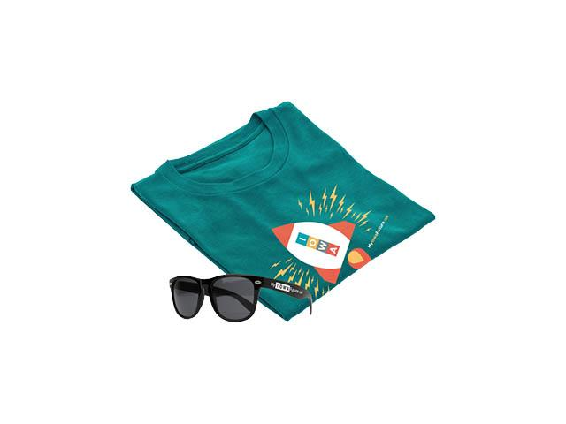 Free T-Shirt + Pair Of Sunglasses!
