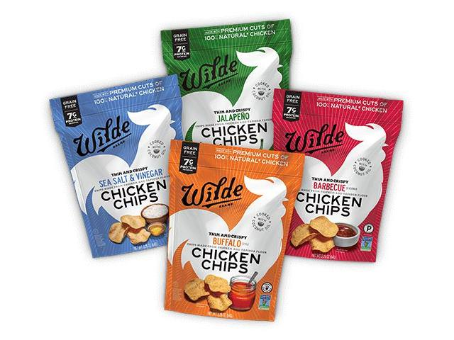Free Wilde Snack Chips!
