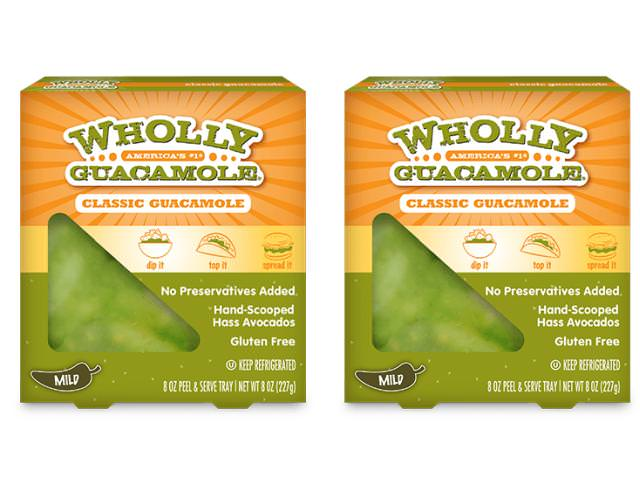 Free Wholly Guacamole!
