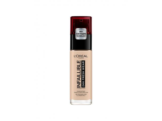 Free L'Oreal Infallible Fresh Wear Foundation!