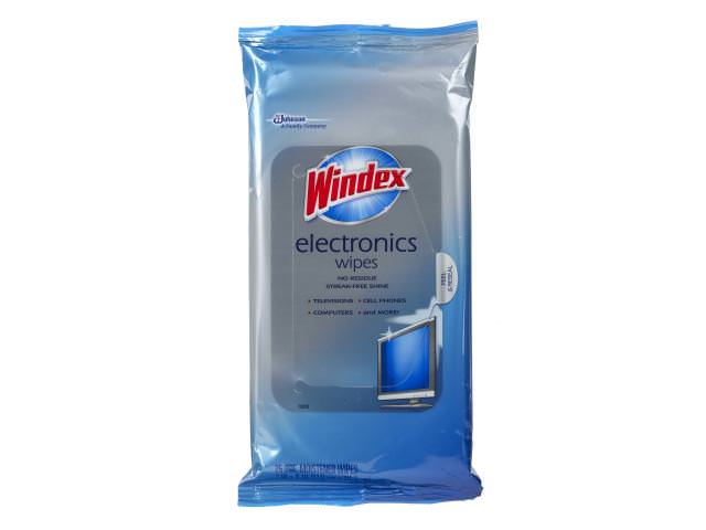 Free Windex Electronics Wipes (2 Pack) From Walmart!